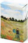 Krabička na cigarety Monet - Vlčí máky