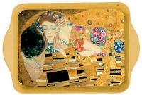 Tác Klimt Polibek, 14*21 cm