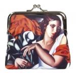 Peněženka Lempicka - Portrét Iry P.