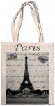 Taška bavlněná Paris