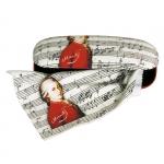 Pouzdro s utěrkou Mozart
