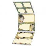 Etikety Klimt - 4*9,7 cm, 80 ks
