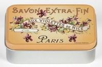 Dóza Violettes malá 9,5*6*2,7 cm