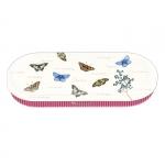 Pouzdro na brýle Motýlci
