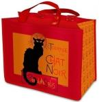 Taška nákupní Chat Noir - velká