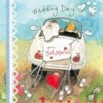 Přání svatební - Wedding day