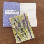 Zápisník větší - Bees, A5