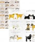 Papír balicí Delightful dogs