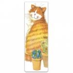 Záložka magnetická Cat and pots
