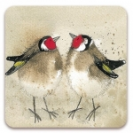 Podložka Goldfinches