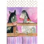 Utěrka Horse whispers - 45*65 cm