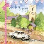 Přání svatební - Church