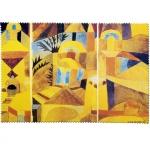 Utěrka na brýle Klee - Chrámová zahrada