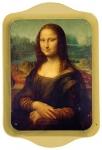 Tác Mona Lisa 14*21 cm
