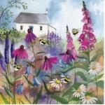 Přání Bee garden