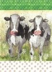 Utěrka Curious cows - 45*65 cm