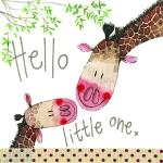 Přání k narození dítěte - Hello Little one