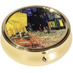 Lékovka velká kulatá Van Gogh - Kavárna
