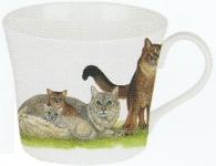 Cat collection šálek, 0,45 l