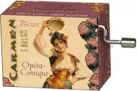 Hrací strojek Opera - Carmen