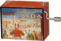 Hrací strojek Opera - Aida