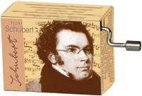 Hrací strojek F. Schubert