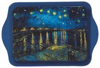 Tác Van Gogh - Hvězdná noc nad Rhonou 14*21 cm - SLEVA