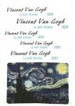 Utěrka vaflová van Gogh - Noční obloha, 45*65 cm