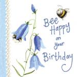 Přání Bee happy