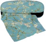 Pouzdro s utěrkou Van Gogh - Mandloňové květy