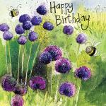 Přání Alliums bee garden