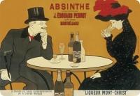 Prostírání Absinthe