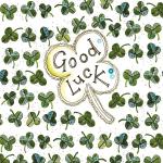 Přání Good luck