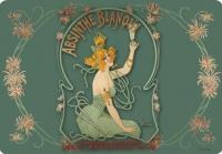 Prostírání Absinthe blanqui 42*29 cm