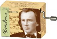 Hrací strojek J. Brahms