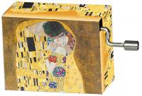 Hrací strojek Klimt - Pro Elišku