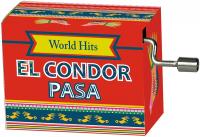 Hrací strojek Hity - El Condor Pasa