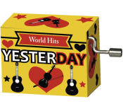 Hrací strojek The Beatles - Yesterday