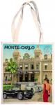 Taška bavlněná barevná - Monte Carlo