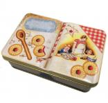 Kniha Cookies - dóza