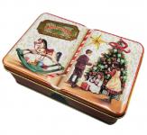 Kniha Vánoční stromek - dóza