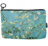 Kosmetická taštička Van Gogh - Mandloňové květy