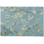 Utěrka na brýle Van Gogh - Mandloňové květy