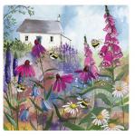 Magnetka Bee garden