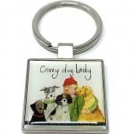 Přívěsek Crazy dog lady
