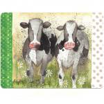 Prostírání korkové Curious cows, 29*21,5 cm