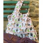 Skládací taška Alex Clark - Country dogs