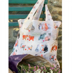 Skládací taška Alex Clark - Marvellous moggies