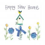 Přání Happy new home