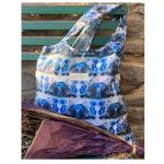 Skládací taška Alex Clark - Cornflowers